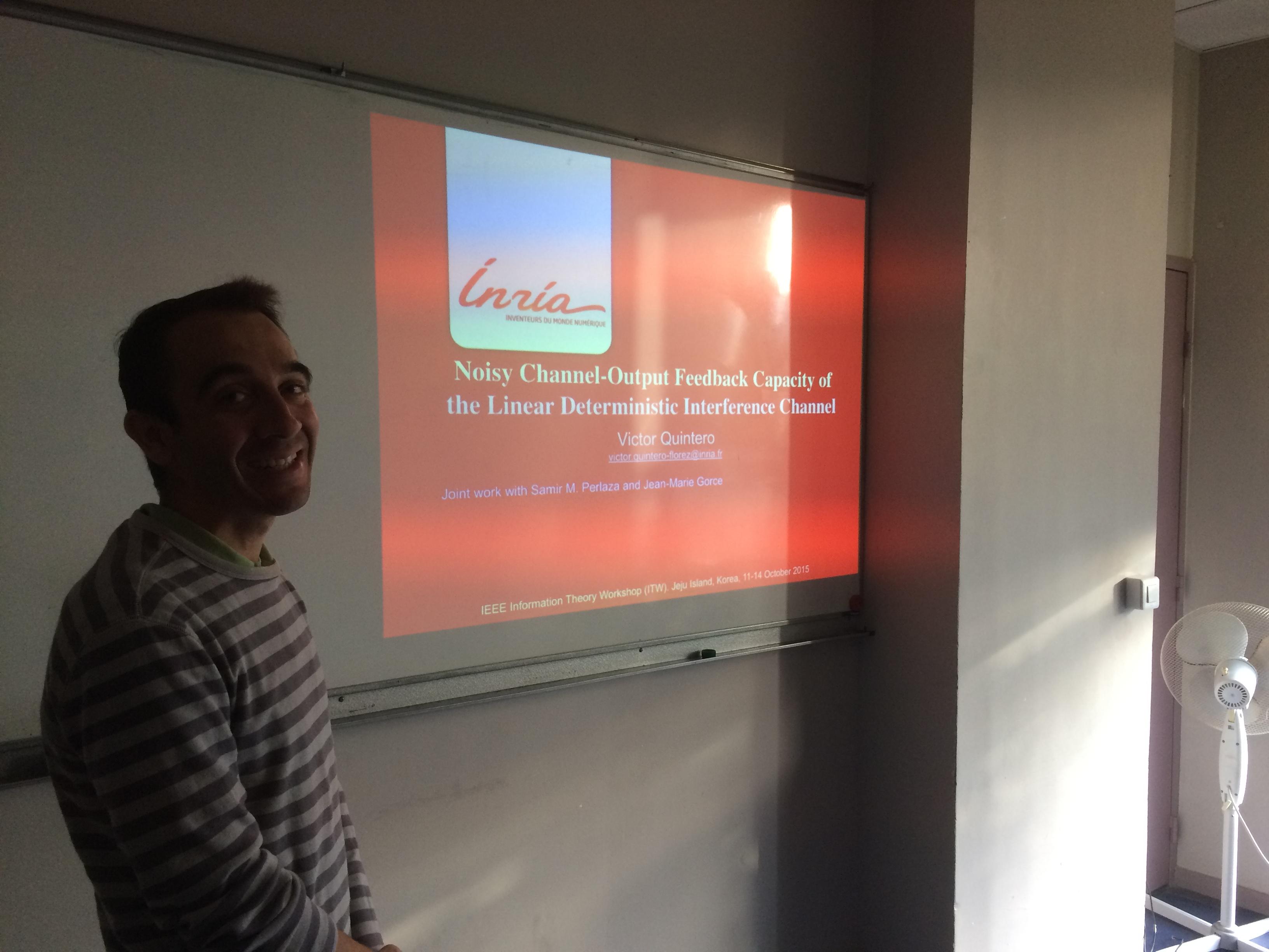 Weekly Seminar
